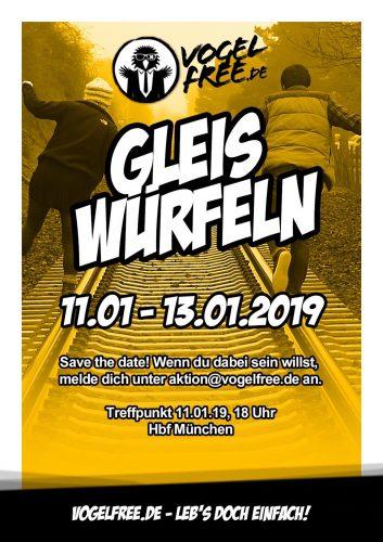 2019.01.11 Gleis-Würfeln
