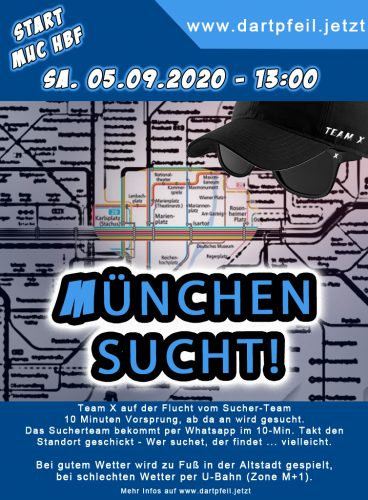 MünchenSucht by dartpfeil.jetzt